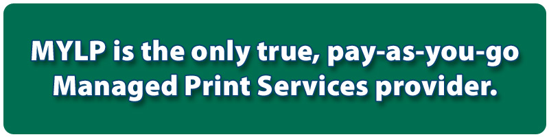 managed print services for professional services firms